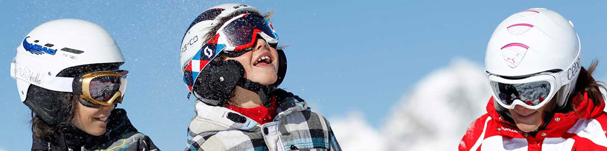 Ski lessons for children with ESF Serre Chevalier