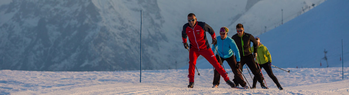 Nordic Ski with ESF Serre Chevalier Briancon